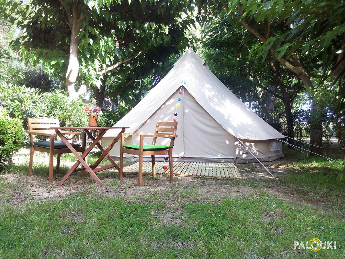 camping palouki offer